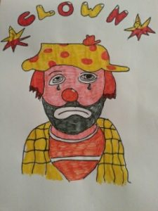 clown by ASTRO