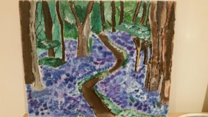 The Bluebells by Jade's Gallery