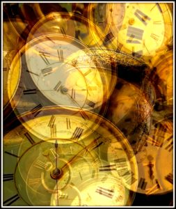 Pocket Watches by Ann Hardcastle