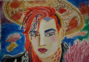 Boy George by Jade's Gallery