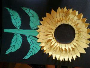 Sun flower by ASTRO