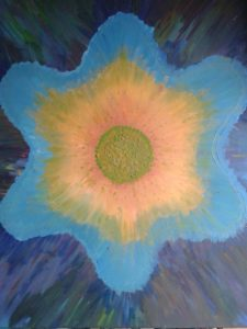Stone Rose by janice