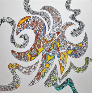 Octopus by Neil Thomas