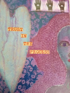 Trust in the Process by Penny McKenzie