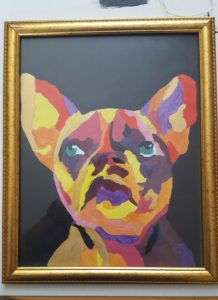frenchie by kim fuller