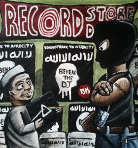 Change The Record by Paul  Brown