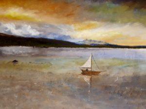 heaven still water by mark Noble art