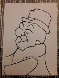 Mr Magoo by Natasha H