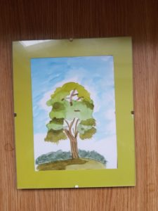 Oak tree by Lisa Gyori