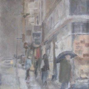 Wet Wednesday by AVERIL CLIFFORD REES