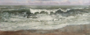 Incoming Tide by AVERIL CLIFFORD REES