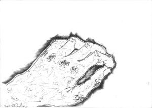 Folding Fingers by Roger Crichlow