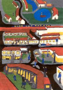 North Dartford by David Beales