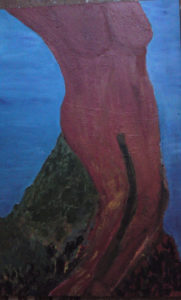 Red Woman by J Barry