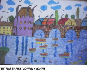 By The Banks by Johnny  Johns
