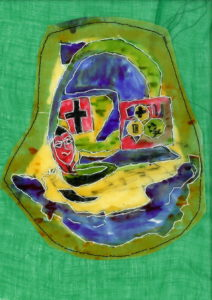 Floating with Religion by Elzbieta Harbord
