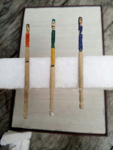 toothpick by Matchstick