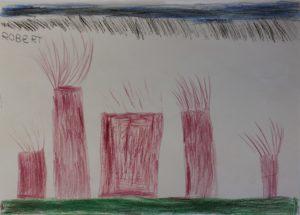 The Trees Garden by Robert Stapleton
