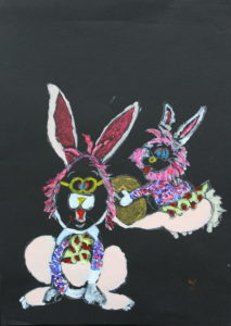 Funny Bunny by Lesley Q