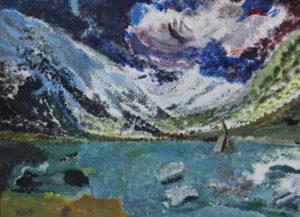 Bleeding Mountains by David  James