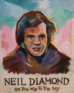 Neil Diamond by Matt Charnaud