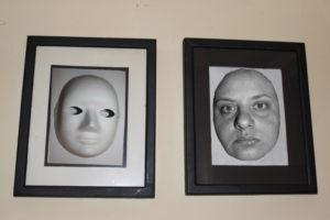 Masks by Sarah Clark