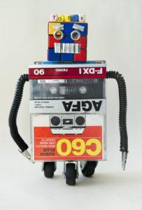 Cassette – Bot by Trevor Boddington