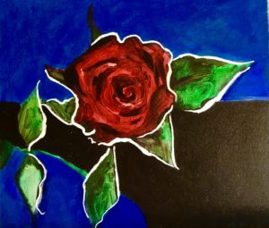 Roses by Emma Humphrey