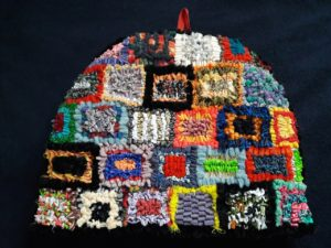 Two-Faced Tea Cosy by Luc(e) Raesmith