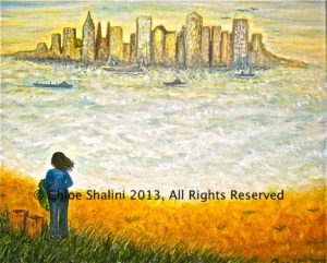 Don't forget to enjoy the view!  2008 by Chloe Shalini