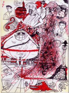16. Ubu Roi (Napoli 1989) by Charles Devus