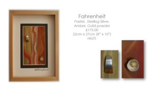 Fahrenheit by Nathalie Lomas