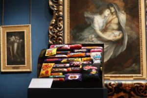Sweets in the Watts Gallery by Nade