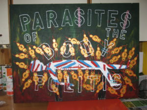Parasites of the Body Politic by Margaret Pepper