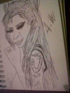 Amy Winehouse by oi its me frenchy