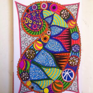 Passion for Paisley by Verity Worthington