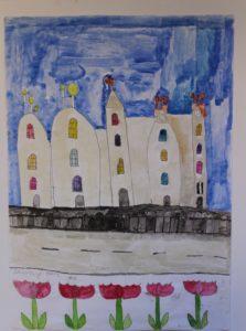 Church Road by Shirley Hart