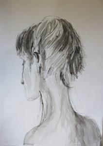 Swan by Carole Bennett