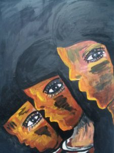3 Nuns by Elzbieta Harbord