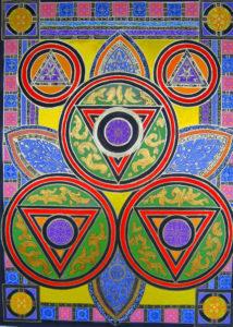 3 triangles by steve w