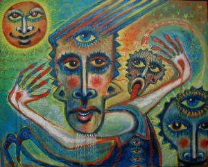 3rd Eye by Steve Lewis