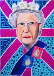 Diamond Jubilee by Verity Worthington