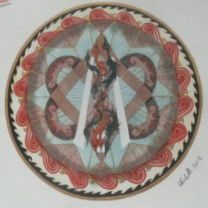 Celtic Circle by sheilam.artwork