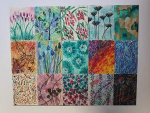 Seasons by Carole Bennett