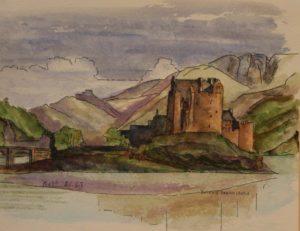 Scotland by Matt Charnaud