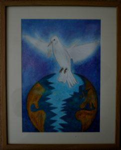 Peace in a Broken World by Jacqui Cavalier