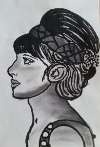 Barbra Streisand Funny girl by Jade's Gallery