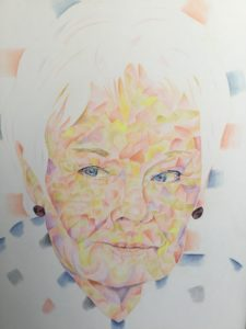 Dame Judi Dench by Aardvark