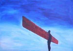 angel of the north by sean clarke