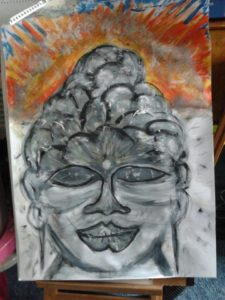 Buddha by oi its me frenchy